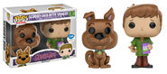 Scooby and Shaggy Funko Pop!