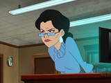 Librarian (The Legend of the Gold Microphone!)