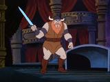 Viking puppet (The Backstage Rage)