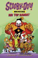 Scooby Doo Mini Mysteries Big Top Bandit - Book Cover