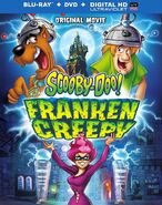 Frankencreepy Blu-ray front cover
