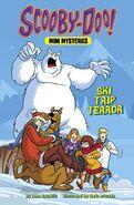 Scooby Doo Mini Mysteries Ski Trip Terror - Book Cover