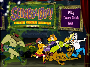 Scooby-Doo! Case File 3: Frights! Camera! Mystery!
