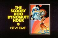 Scooby-Doo Dynomutt Hour- new time