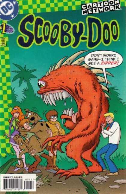 Scooby-Doo (DC Comics)