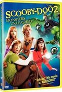 Monsters Unleashed DVD cover