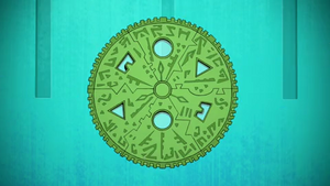 Disco Planisférico