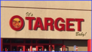 It's Target Baby!