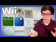 Wii Channels - Scott The Woz