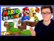 Super Mario 3D Land - 3D in 3D - Scott The Woz