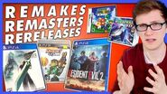Remakes, Remasters and Rereleases - Scott The Woz