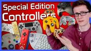 Special Edition Controllers - Scott The Woz
