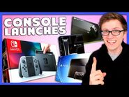 Console Launches - Scott The Woz