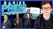 Gaming Press Conferences - Scott The Woz