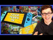 Nintendo Switch- Four Years In - Scott The Woz