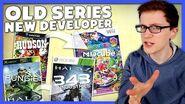 Old Series, New Developer - Scott The Woz