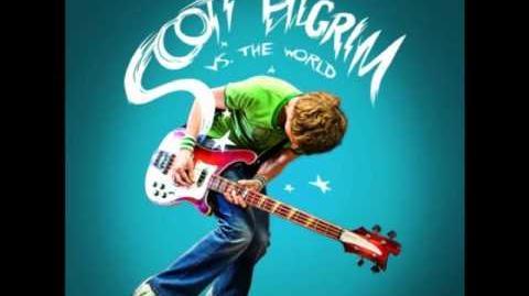 Bass Battle-Scott Pilgrim vs