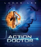 Scott pilgrim vs the world lucas lee action doctor fake movie poster-1-
