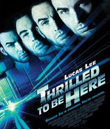 Scott pilgrim vs the world lucas lee thrilled to be here fake movie poster-1-