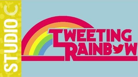 Tweeting Rainbow