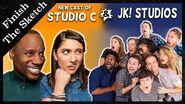 Studio C & JK! Studios - Finish The Sketch