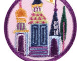 Playing the Past (Junior badge)