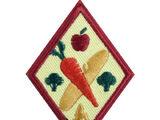 Eating for Beauty (Cadette badge)