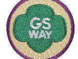 Junior Girl Scout Way (Junior badge)