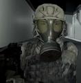 Chaos Gasmask Transparent