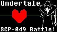 Undertale SCP-049 Battle Version 1.0