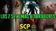 TOP Los 7 SCP más aterradores
