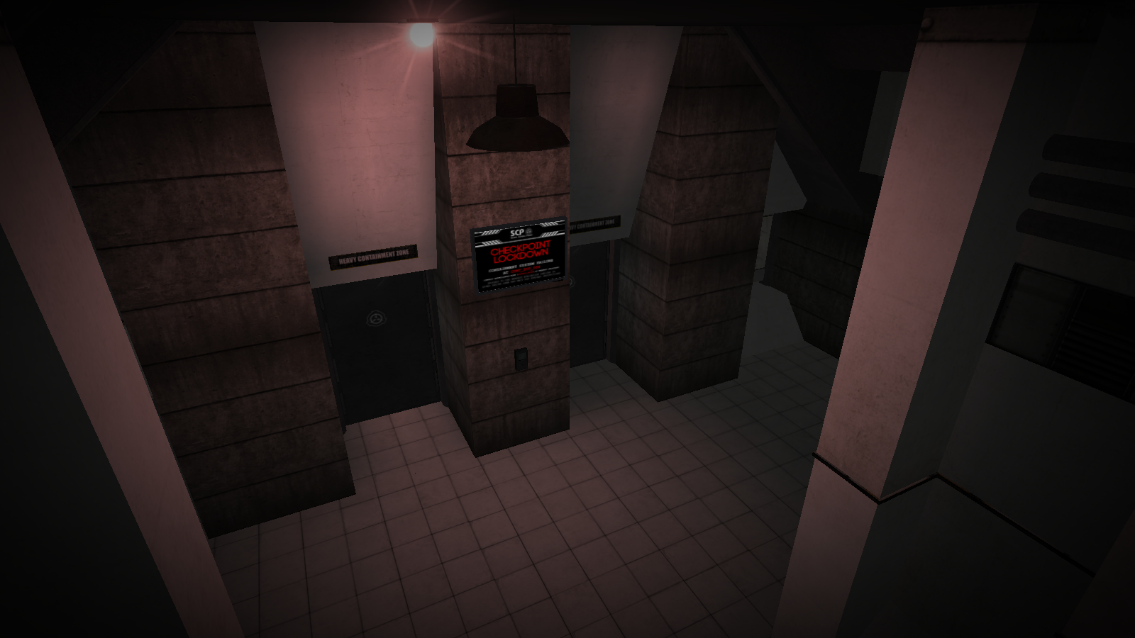 Rooms Official Scp Containment Breach Wiki