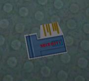 HL SCP Keycard