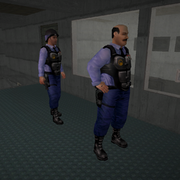 HL SCP Guards
