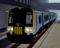 Class 350 @ Stepford Airport Central