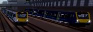 Class 331 & Class 195