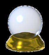 3DCrystal ball