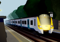 Class 707 pic taken on May 1, 2019