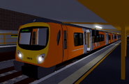 Class 185 @ Stepford Airport Parkway