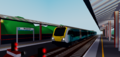 Class 331 @ Whitefield
