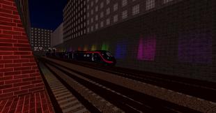 Tunnel Uplights