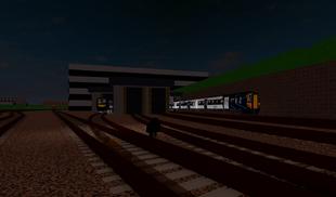 Depot Building