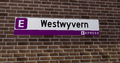 SCR Westwyvern Station Sign 1.4.1