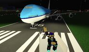 Pilot LightningSword200