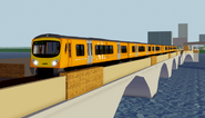 NG Airlink Class 185