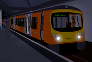 New Generated Class 185