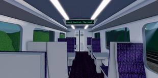 Interior (AL 1st Class)