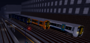 Electrostar Trains At Bodin TrainCare