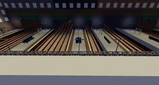 Platform View 1