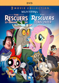 The Rescuers and the Rescuers Down Under (1977-1990; MLPCVTFQ's Version) double feature poster